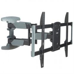 Pregibni TV stenski nosilec 37-70 do 45kg dvojna roka, VonHaus 05/072