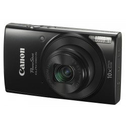 Digitalni fotoaparat Canon DSC IXUS 190 BK črna barva, 1794C001AA