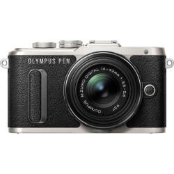 Digitalni brezzrcalni fotoaparat OLYMPUS PEN E-PL8  14-42mm 1:3.5-5.6 EZ črn