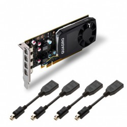 Grafična kartica Nvidia Quadro P600 2GB PNY, VCQP600