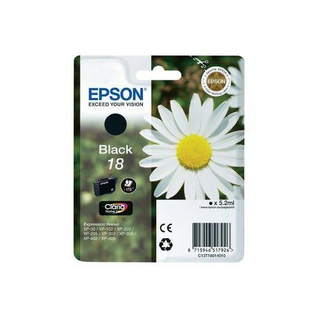 Črnilo Epson C13T1801401, črno