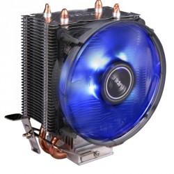 Hladilnik za procesor Antec A30, 92mm moder LED