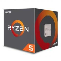 Procesor AMD Ryzen 5 1400 AM4, priložen Wraith Spire hladilnik