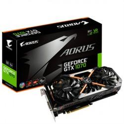 Grafična kartica GeForce GTX 1070 8GB GIGABYTE Aorus, GV-N1070AORUS-8GD