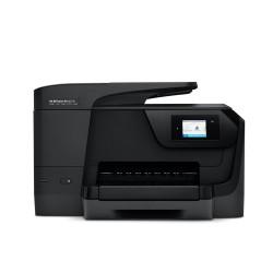 Multifunkcijski brizgalni tiskalnik HP OJ Pro 8710 + komplet 953XL barvnih črnil