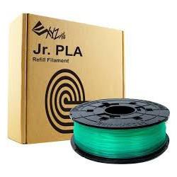 Polnilo za 3D tiskalnik PLA Clear Green, RFPLCXEU04G