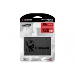 SSD disk 120GB SATA3 Kingston A400 (SA400S37/120G)