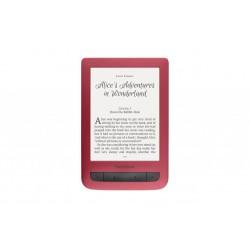 E-bralnik PocketBook Touch Lux3 rdeč