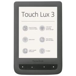 E-bralnik PocketBook Touch Lux3 siv elektronski bralnik