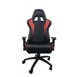 Gaming stol UVI CHAIR Devil rdeč