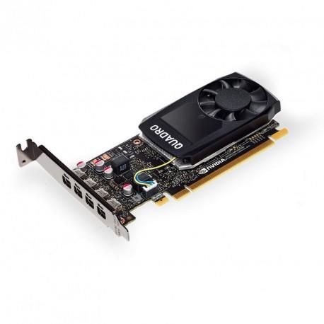 Grafična kartica Nvidia Quadro P1000 4GB PNY, VCQP1000-PB