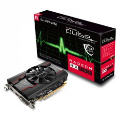 Grafična kartica Radeon RX 550 2GB SAPPHIRE PULSE lite, 11268-03-20G