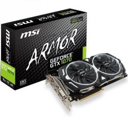Grafična kartica GeForce GTX 1070 8GB MSI Armor