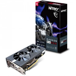 Grafična kartica Radeon RX 580 8GB SAPPHIRE Nitro+ lite, 11265-01-20G