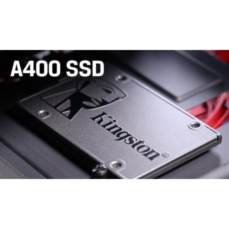 SSD disk 480GB SATA3 Kingston A400 (SA400S37/480G)