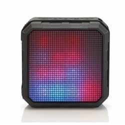 Prenosni Bluetooth zvočnik Ednet SPECTRO II LED