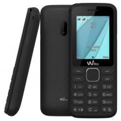 Mobilni telefon Wiko Lubi 4, črn