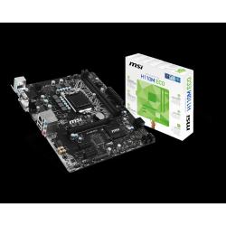 Matična plošča MSI H110M ECO, LGA1151