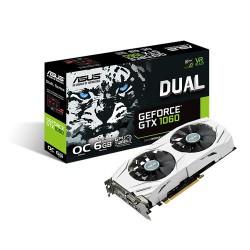 Grafična kartica GeForce GTX 1060 6GB ASUS OC, DUAL-GTX1060-O6G