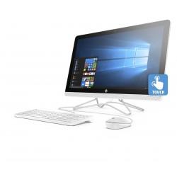 Računalnik AIO HP 24-e006ny T i3-7100U, 8GB, SSD 256, W10, 2MP88EA