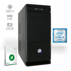 Osebni računalnik ANNI HOME Advanced / i5-6600K / SSD / CX3