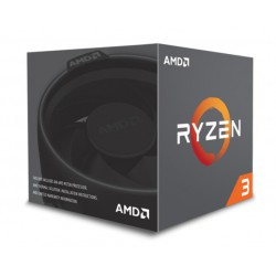 Procesor AMD Ryzen 3 1200, AM4, priložen Wraith Stealth hladilnik