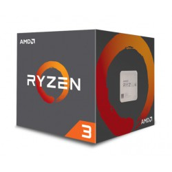Procesor AMD Ryzen 3 1300X, AM4, priložen Wraith Stealth hladilnik
