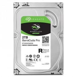 Trdi disk 3.5 2TB 7200 128MB SATA3 SEAGATE BarraCuda Pro ST2000DM009