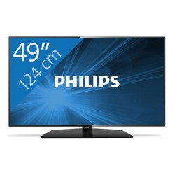 "LED TV 49"" Philips 49PFS5301 Smart"