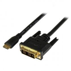 Kabel HDMI - DVI-A M/M 18+1 2m