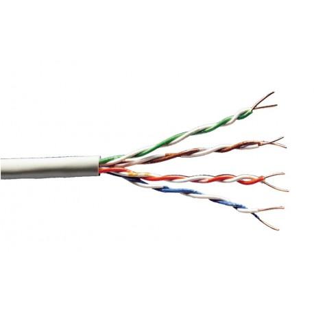 Mrežni kabel Cat5e UTP, trd, neoklopljen 4x2