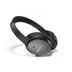 Slušalke BOSE QuietComfort 25, ČRNE (Apple)