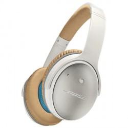 Slušalke BOSE QuietComfort 25, BELE (Apple)