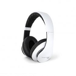 Slušalke Fantec SHP-3, črno/bele