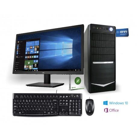 Računalniški komplet ANNI HOME Optimal / i3-7100 / W10H / Office 365 / CX3