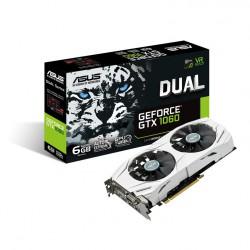 Grafična kartica GeForce GTX 1060 6GB Dual Aktiv Asus
