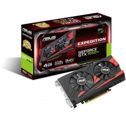 Grafična kartica GeForce GTX 1050 Ti Expedition OC 4GB Asus