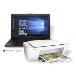 Komplet prenosnik HP 250 G5 / MS Office 365 Personal / tiskalnik HP DeskJet 2130