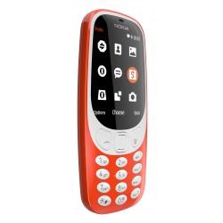 Mobilni telefon Nokia 3310, rdeč