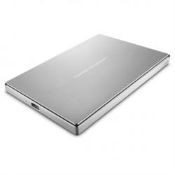 LaCie 2TB Porsche Design 2.5 P 9223 USB-C 3.0 srebrn