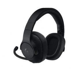 Slušalke Logitech G433 Surround Gaming headset 7.1, črne