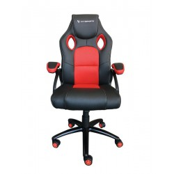 Gaming stol UVI CHAIR Hero, rdeč