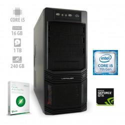 Osebni računalnik ANNI GAMER Advanced / i5-7400 / GTX 1060-3 / SSD / PF7