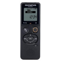 Diktafon OLYMPUS VN-541PC, črn (V405281BE000)