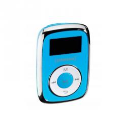 MP3 predvajalnik INTENSO 8GB moder, Music Mover, USB2.0, MP3/WMA (3614564)
