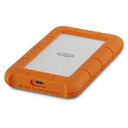 Zunanji disk USB-C 3.1 2TB LaCie Rugged, STFR2000800