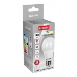 ActiveJet LED sijalka 12W, E27, nevtralna svetloba, bučka, AJE-HS1055N