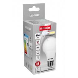 ActiveJet LED sijalka 10W, E27, nevtralna svetloba, bučka, AJE-HS2827N