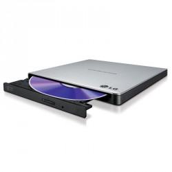 DVD-RW USB LG Slim GP57ES40 srebrn