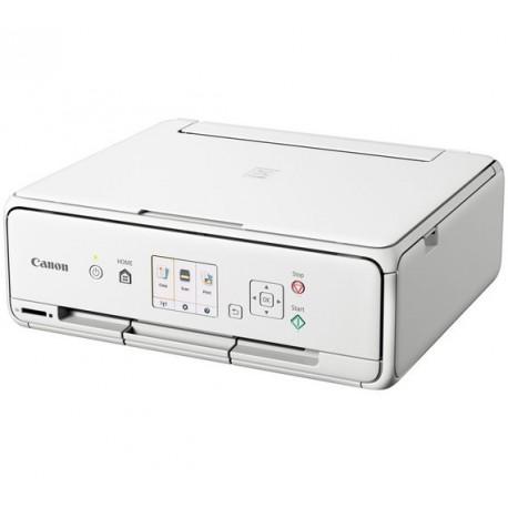 Multifunkcijski brizgalni tiskalnik Canon Pixma TS5051, bel (1367C026)